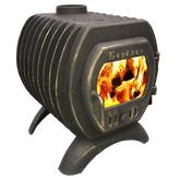 Печь чугунная отопительно-варочная Берёзка 200