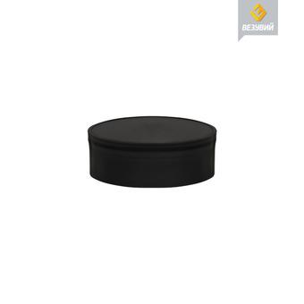 Заглушка BLACK глухая внутренняя (AISI 430/0,5 мм)