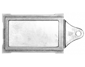 Задвижка каминная ЗВ-3