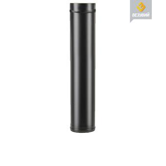 Сэндвич-труба BLACK (AISI 430/0,8 мм) L-1 м